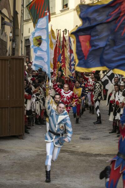 35° Edizione della Giostra del Saracino di Arezzo
